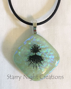 Tree of Life, w/Necklace