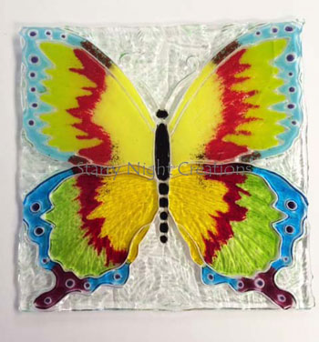 Butterfly Display/Plate