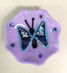 Butterfly, Trinkets Dish (Custom Order Only)