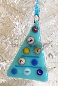 Tropical Tree Ornament